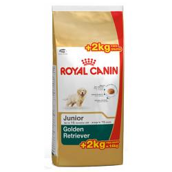Royal Canin Golden Retriever Junior 12 kg + 2 kg
