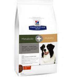 Hill's Prescription Diet Canine Metabolic + Mobility 12Kg